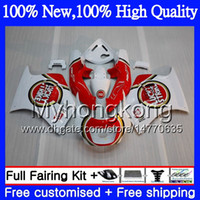 Wholesale Lucky Strike Motorcycle Fairings - Body Motorcycle For SUZUKI RGV250 VJ21 88-89 RGV250 88 89 Lucky Strike Cowling 35MY8 RGV-250 VJ 21 Bodywork RGV 250 1988 1989 Fairing kit
