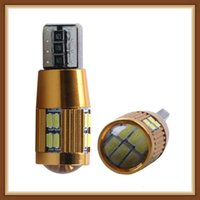 Wholesale T10 SMD W5W Canbus LED Car Width Light Parking Backup Turn Signal Dome Map Lamp Energy saving