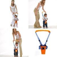 andador arneses para niños al por mayor-Toddler Baby Safety Walking Correa Correa Arnés Asistente Walker Keeper Infantil aprendizaje Walker Wings 30 unids AAA688