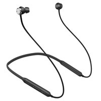ingrosso bluedio sport-Bluedio TN Turbine Noise Cancelling Active Earbuds Cuffie con archetto da collo Bluetooth 4.2 Cuffie sport wireless Cuffie magnetiche