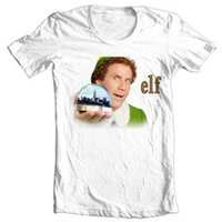 film elves achat en gros de-T-shirts à manches courtes Elf Movie T-shirt pour hommes