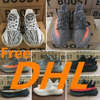 Wholesale fashion stores for men - DHL Free Hot Selling 350 Boost V2 Fashion Shoes, Cheap Shoes Sale Store,New Sneaker For Man Woman,Sply 350 V2 Boost running shoes Footwear