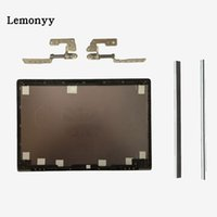 laptop lcd scharniere großhandel-Neu ohne Touchscreen LCD Rückendeckel / LCD Scharniere / LCD Scharniere Abdeckung für ASUS UX303L UX303 UX303LA UX303LN