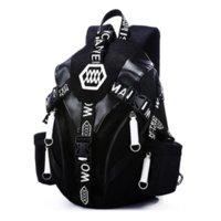 compartimiento de la computadora mochila al por mayor-Nueva Diseñado Moda Mochila Casual Hombres Viajes Ordenador Portátil mochilas de Alta Calidad para Adolescentes Estudiante Bolsas de Escuela