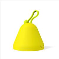 ingrosso sveglia digitale gialla-HZFCEW Stylepie USB di ricarica notturna portatile con sveglia digitale Ora / Data / Temperatura / Umidità Giallo