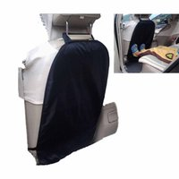 Wholesale cares car seat - Car Auto Care Seat Back Protector Cover High Quanlity Child car kick mats Mud Clean protector case cover GGA210