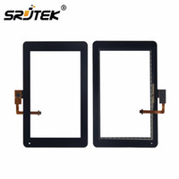 Wholesale Mediapad Digitizer - Wholesale- Wholesale 7'' inch For Huawei Mediapad S7 Lite S7-931U S7-931W Black Touch Screen Digitizer Sensor Tablet Pc Repairment Parts