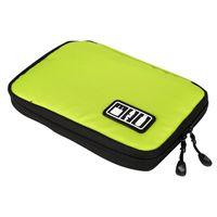 taşınabilir sabit disk çantası toptan satış-Yeni Moda Sabit Disk Kulaklık Kabloları USB Flash Sürücüler Seyahat Çantası Dijital Saklama Çantası Taşınabilir Veri Kablosu Çantaları