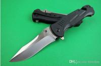 ingrosso manuale della farfalla-OEM farfalla DA57 acciaio inossidabile rilascio manuale Mini tasca pieghevole coltello linea Locker Pocket Cutter coltello da campeggio 1 pz