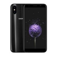 doogee phone оптовых-Оригинал DOOGEE X55 3G мобильные телефоны 1 ГБ + 16 ГБ четырехъядерный смартфон двойной задней камеры 5,5-дюймовый сотовый телефон
