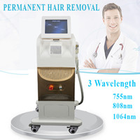 Wholesale home laser hair removal devices for sale - Group buy Best machine nm diode laser hair removal wavelength hair removal laser beauty machine home device