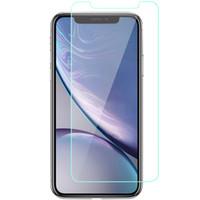 vidrio templado azul al por mayor-Para iPhone XS Max 6.5 pulgadas XR Protector de pantalla de cristal templado iPhone X 8 Plus 7 6S Proteger película para Samsung S7 S6
