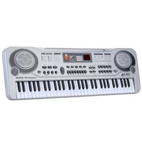 22a9a1d6cd0 Wholesale keyboards pianos for sale - 61 Keys Electronic Keyboard Piano LED Music  Toy with Microphone