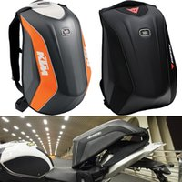 Wholesale Motorcycle Tanks - 2017 OGIO Mach 3 label Mach 5 size fashion backpack Motorcycle motocross riding racing bag backpack for suzuki ktm KAWASAKI Dainese shipping