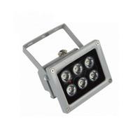 ir led aydınlatıcı cctv kameralar toptan satış-LED aydınlatıcı Lamba CCTV IR Kızılötesi Gece Görüş Lambası Güvenlik Kamera için AC 85-265 Volt Rekabetçi Fiyat