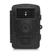 av detektörleri toptan satış-720 P HD Avcılık Kamera Geniş Açı Hareket Algılama Açık Avcılık Trail Kamera 940NM Avcılık PIR Sensörü Kontrol İzcilik Kızılötesi Yaban Hayatı