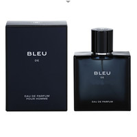 парфюм нового прибытия оптовых-Бесплатная доставка 2018 новое прибытие EDP Blue духи для мужчин 100 мл с длительным временем хороший запах высокая аромат capactity
