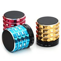 Wholesale mp3 player usb mini high bass online - NEW Mini Bluetooth Speaker Portable Wireless Bass Tablet Smartphone Pc Super Stereo with Retail Box High Quality