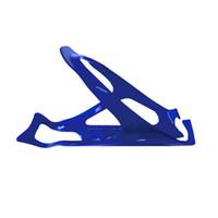 ingrosso gabbia di bottiglia blu bianca-BC2007 bici da strada in fibra di carbonio e bici portaborraccia mtb bianco / blu / arancio / giallo / nero verniciato