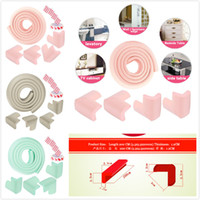 Wholesale safety strips 2m for sale - Group buy 2m Baby Kids Table Desk Furniture Edge Corner Safety Guard Protection Security Protector Widen Cushion Pad Crash Bar Strip M076