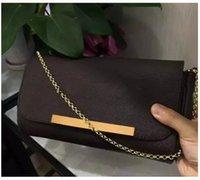 sacs en nylon sangles d'épaule achat en gros de-Sacs à main de designer M40718 haute qualité Sacs à main de luxe Marques célèbres Matériau original Bandoulière en cuir Sacs à bandoulière M40718