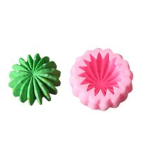 Wholesale silicone kitchen tools for sale - H21151 DIY D Mini Cactus Balls Silicone Mold Cake Decorating Tools Kitchen Accessories Cookie Chocolate Baking Mould Bakeware Supplies