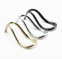 calçado rack metal venda por atacado-Sapatos de salto alto, suporte para tubos de metal, pistola de ouro e prata, acessórios para tubos de três cores, suporte para tubos de aço inoxidável.