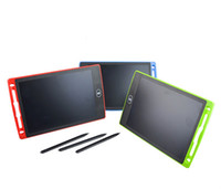 Wholesale electronic sensors resale online - LCD Writing Tablet Digital Digital Portable Inch Drawing Tablet Handwriting Pads Electronic Tablet Board for Adults Kids Children DHL