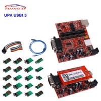 Wholesale master serial - 2016 NEWEST PRODUCT Diagnostic Tool UPA USB Programmer v1.3 with Full Adapters- UPA USB SERIAL MASTER PROGRAMMER 1.3