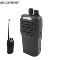 Wholesale portable walkie talkie uhf vhf - Baofeng UV-6 Walkie Talkie Dual Band 5W UV6 400-470MHz&136-174Mhz VHF+UHF 128CH DTMF VOX Portable Two Way Radio