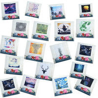 Wholesale decorative hang wall - Bohemian Tapestries Chakra Tapestry Wall Hanging Fabric Quilt Cover Home Decorative Bedroom Rug Beach Blankets 150*130cm 10pcs HHA27