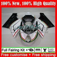 Wholesale mv agusta f4 abs resale online - Body Black white For MV Agusta F4 R312 S R CC MT2 R MA MV F4 Fairing Bodywork