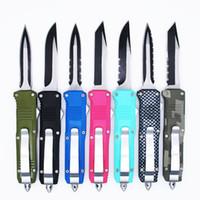 cuchillos de mariposa tácticos al por mayor-70 modelos mariposa BM samll C07 7 pulgadas doble acción táctica autodefensa plegable edc cuchillo camping cuchillo caza cuchillos regalo de navidad