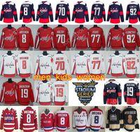 Wholesale Alexander Blue - 2018 Stadium Series Hockey Washington Capitals 8 Alexander Ovechkin Jersey 77 TJ Oshie 70 Braden Holtby Evgeny Kuznetsov 2015 Winter Classic