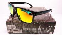 Wholesale uva uvb sunglasses - Casual Sports Ride Driving Fashion Beach OO POLARIZED HOLBROOK IRIDIUM UVA UVB Men SUNGLASSES Free Shipping
