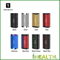Wholesale battery charging boards resale online - 100 Authentic Vaporesso Drizzle Fit Battery mod Built In mAh Battery with A Quick Charge Intelligent Safe OMNI Board Mini Chip E cig