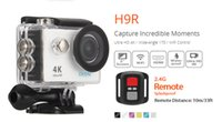 Wholesale Original EKEN H9 H9R with remote control Ultra HD K WiFi HDMI P LCD D pro Sports camera waterproo