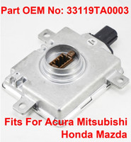 Wholesale parts for mazda car for sale - Group buy 1PCS V W D2S D2R OEM HID Xenon Headlight Ballast Computer Control Unit Car Part Number TA0003 Fit For Acura Honda Mazda Mitsubishi