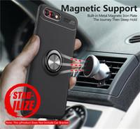 подставки для мобильных телефонов оптовых-Магнитный вентиляционное отверстие крепление мобильный смартфон стенд Магнит поддержка сотовый телефон телефон стол планшет GPS автомобильный держатель телефона