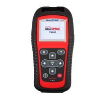 herramienta de sistema de monitoreo de presión de neumáticos al por mayor-AUTEL MaxiTPMS TS501 Sistema de Monitoreo de Presión de Neumáticos Servicio de Diagnóstico TPMS Herramienta de Escaneo OBD2 Diagnóstico del Escáner del Coche