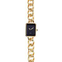 c watch оптовых-Женщины роскошные часы H3250 розовое золото восьмиугольник Case C часы для женщин цепи ремешок браслет часы Бесплатная доставка