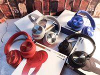 hochwertige headsets für telefone ohrhörer großhandel-A + Qualität CH700 Wireless Kopfhörer Stereo Bluetooth Headsets Ohrhörer mit Mikrofon Unterstützung TF-Karte Hohe Qualität für Smartphones 1 Stück Drop Ship