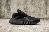Wholesale vista red - 2018 Y-3 QASA Ayero RACER Black Green Vista Grey Sneakers Breathable Men and Women Running Shoes Couples Y3 Outdoor Trainers Size 5-12