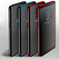nota de la galaxia de sumsung al por mayor-Para Samsung Galaxy Note 8 Case para Sumsung Galaxy S9 Plating Funda de silicona transparente ultra delgado TPU Galaxy S9Plus cubierta S8 S8 +