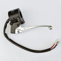 fren meclisleri toptan satış-Gaz Kelebeği Konut Çalıştırma Yamaha Y-Zinger PW50 için Kill Anahtarı Fren Kolu Komplesi (Uyar: PW50)