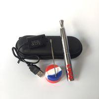 ingrosso bobina solida-Doppio concentrato di cera per coil al quarzo Puffco vape pen vaporizzatore sigaretta elettronica puffco pro nuvola di vapore e sigaretta penna e solido fumatore