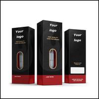 a3 kutu toptan satış-OEM Kutu Ambalaj Kalın Yağ Vape Kartuşları için Özelleştirilmiş Ambalaj Kutusu Liberty V1 V9 X5 G5 A3 Buharlaştırıcı Kartuşları Ücretsiz Nakliye