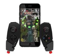 cep telefonu oyunları toptan satış-IPEGA PG-9055 Ayarlanabilir Kablosuz Bluetooth Oyun Pedi Denetleyicisi Gamepad Bluetooth 3.0 Joystick Multimedya Cep Telefonu / Tablet / PC O-JYP