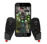 ipega joystick spielsteuerung bluetooth großhandel-IPEGA PG-9055 Einstellbarer kabelloser Bluetooth-Gamepad-Controller Gamepad Bluetooth 3.0 Joystick Multimedia für Mobiltelefon / Tablet / PC O-JYP