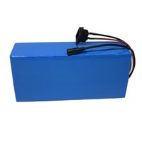 Wholesale lithium battery 48v 25ah for sale - Group buy A grade v Ah W W Lithium Battery Pack with A Charger with A BMS Electric Bicycle Battery v
